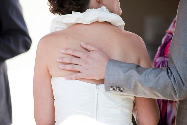 Vandaag is het 9 maanden geleden dat Tieme geboren en overleden is. Het is ook onze trouwdag vandaag: 8 jaar geleden trouwden we!