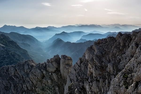 De bergen die er te beklimmen zijn